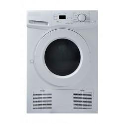 Wansa Front Loading 7kg Condenser Dryer - White WGFCD707-WHT-C10S