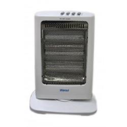 Wansa 1200 W Halogen Heater - AE-3003 (White)