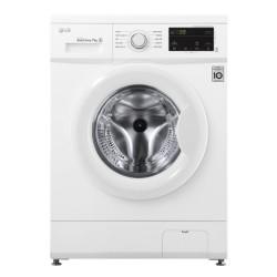 LG 7KG Front Load Washer (WF0710WHN) - White