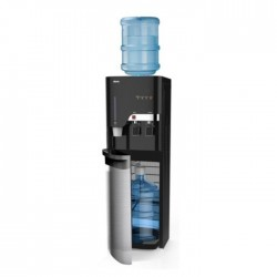 water dispenser hot and cold 2 jugs with cup holder buy online