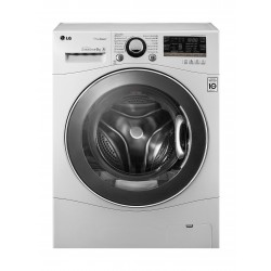 LG Front Load Washer/Dryer (WC0632WHN) - Front image