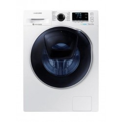 Samsung 7.5 kg W / 6 kg D Front Loading Washer and Dryer (WD75K6410OW)