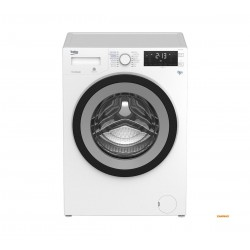 Beko 8KG Front Load Washer Dryer (WDX 852313 XW0) - White