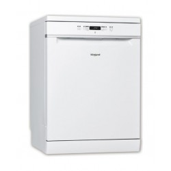 Whirlpool 14 Place Settings 8 Programs Freestanding Dishwasher (WFC3C26) - White