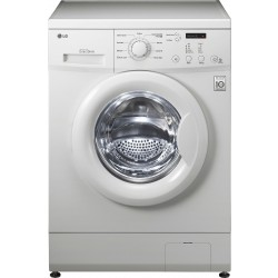 LG Front Load Washer (WFP510WH) - Fromt Image