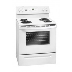 White Westinghouse 90X60 4 Burner Freestanding Electric Cooker (WMFF3016RW) - White