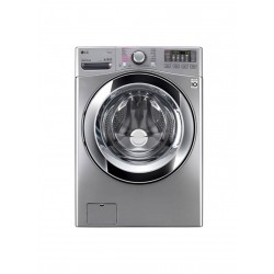 LG 16kg Washer With 10kg Dryer Front Load Washing Machine (WS1610XM) - Silver