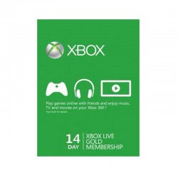 Xbox Live 14-Days Gold Membership Card - OneCard