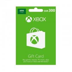 Xbox Gift Card SAR300 (Saudi Account)
