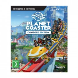 Planet Coaster - Xbox Series X | Xbox one  Game