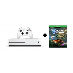 Xbox One S 1TB + Rocket League Xbox One Game