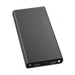 Xcell 20100Mah Power Bank - Black