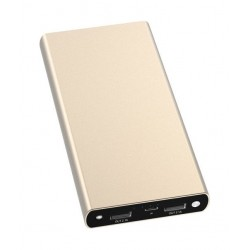 Xcell 20100Mah Power Bank - Gold