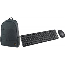 Xcell KB-200WL Combo Wireless Desktop Keyboard With  BackPack