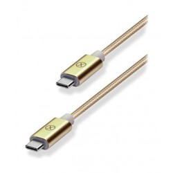 Xcell Type-C To Type-C 1.5 Meter Cable - Gold