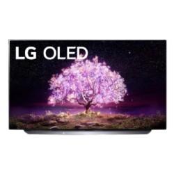 LG 55-inch 4K Smart OLED TV (OLED55C1PVB)