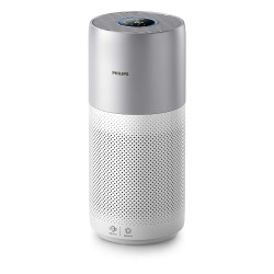 Philips New Urban Living Air Purifier (AC3036/90) - White Silver