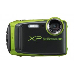 Fujifilm XP120 FinePix 16.4MP Digital Camera - Lime Green