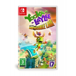 Yooka Laylee & Impossible Lair - Nintendo Switch Game