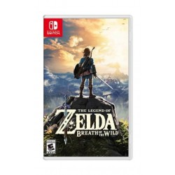 The Legend of Zelda: Breath of the Wild - Nintendo Switch Game