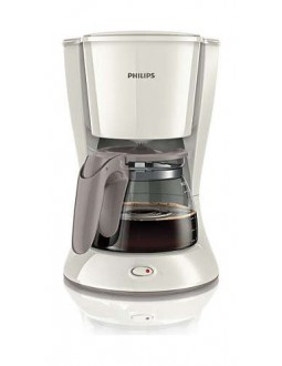 Philips 1000W 1.2L Daily Collection Coffee Maker (HD7447/00) – White