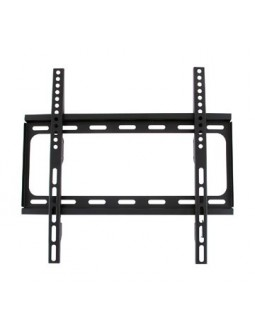Wansa Fixed Wall Bracket for 26 to 50-inch TVs - (PSW698SF) Black
