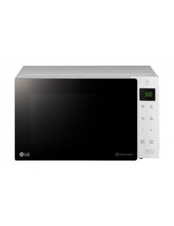 LG 25L Solo Microwave (MS2535GISW) – White