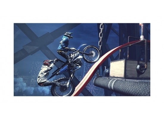 Trials Rising Gold - PS4 Game