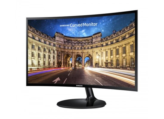Samsung 390 Series  23.5-inch Full-HD Curved LED Monitor (LC24F390)