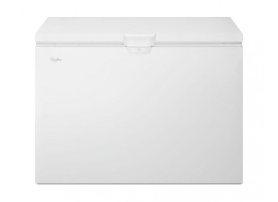 Whirlpool Chest Freezer 10.6 Cubic Feet 303 Litres -  White (WCF420/1T)