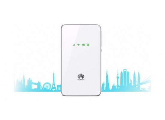 Huawei E5338 21 Mbps 3G Mobile WiFi Router - White | Xcite