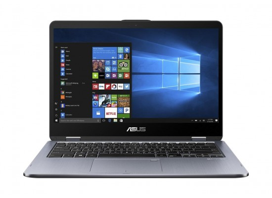 ASUS Core i5 8GB RAM 1TB HDD 14 inch Convertible Touchscreen Laptop 1