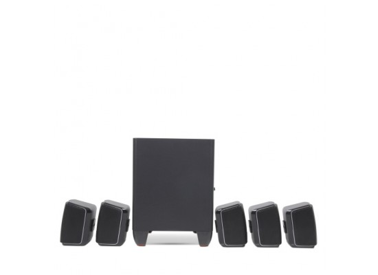 JBL Cinema 510 5.1 Home Theater Speaker System with Subwoofer