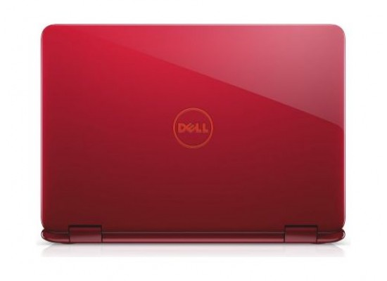 Dell Inspiron 11 3000 (3168) Pentium 4GB RAM 500GB HDD 11 6-inch  Touchscreen Convertible Laptop – Red