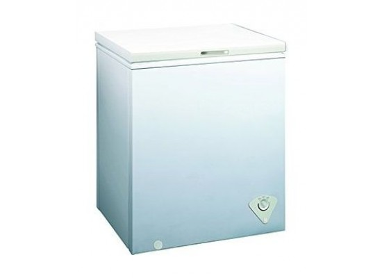 Midea 5 Cubic Feet Chest Freezer -  White HS-185CI