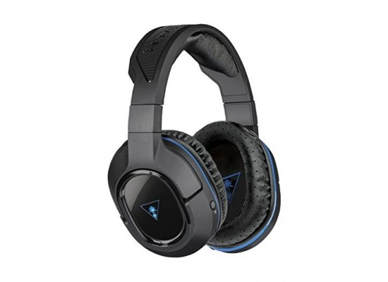 138e3d8c559 Turtle Beach Ear Force Stealth 500P Wireless DTS Gaming Headset - Black/Blue