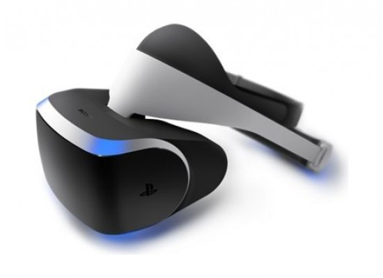 PlayStation 4 VR Headset + Camera + PlayStation VR Worlds – PlayStation 4 Game