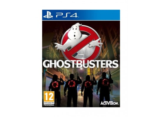Ghostbuster - PlayStation 4 Game
