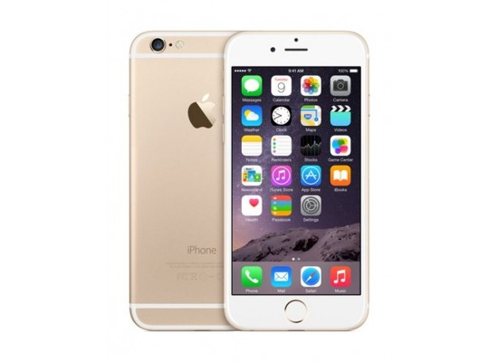 Apple iPhone 6 32GB 12MP LTE 4.7-inch Smartphone - Gold