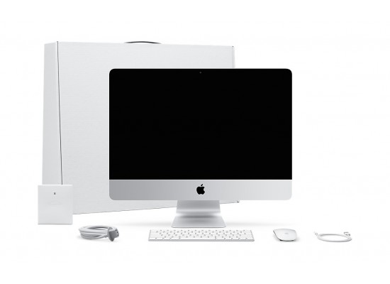 Apple iMac Intel Core i5 3.0GHz 8GB RAM 1TB HDD 21.5 Inch Desktop (MNDY2) - White