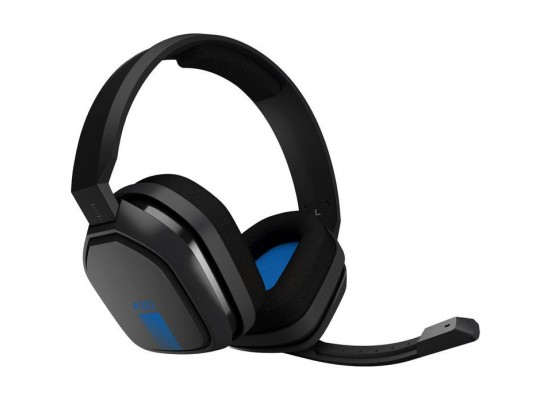 Astro A10 Gaming Headset For PlayStation 4 - Grey/Blue