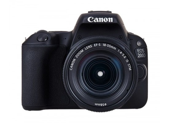 Canon EOS 200D 24.4MP Wi-Fi Digital Camera +  EF-S 18-55 mm III Lens + 16GB Memory Card + Voucher + Bag