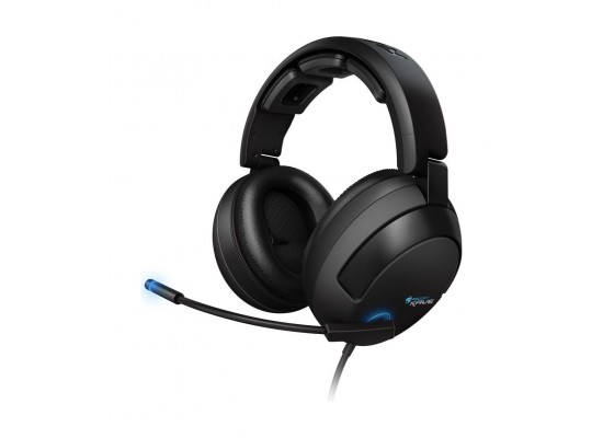 Roccat Kave Solid 51 Surround Sound Wired Gaming Headset