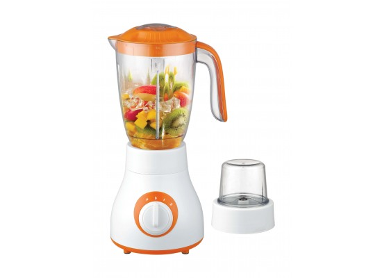 Emjoi power 400w 1. 5l blender - white/orange ueb-256 price in