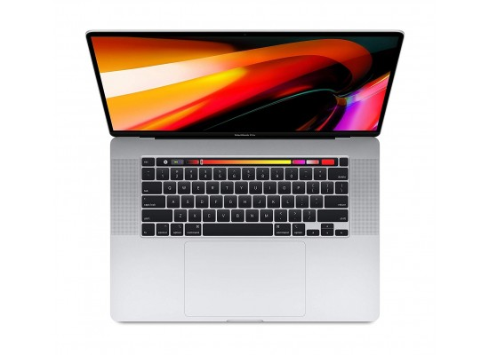 Macbook Pro 16 Core I7 16GB RAM 512 SSD 16-inch Laptop (2019) - Silver