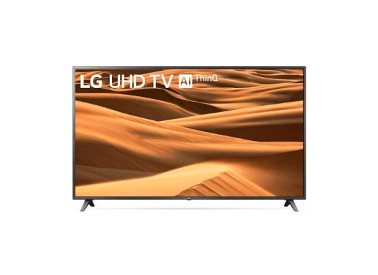 LG 55-inch Ultra HD Smart LED TV - (55UM7340PVA)