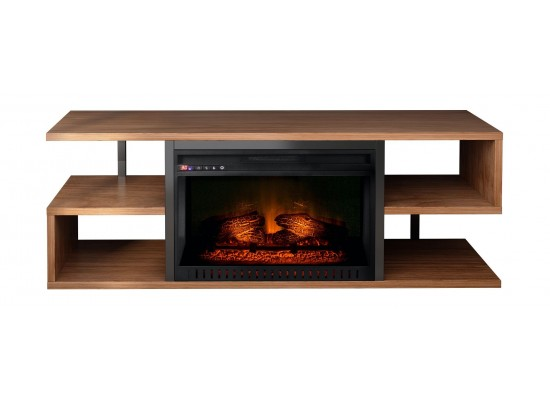 Wansa Fireplace Tv Stand Up To 55 Inch A510 8