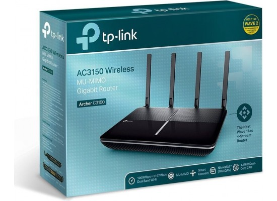 TP Link AC3150 Wireless MU-MIMO Gigabit Router
