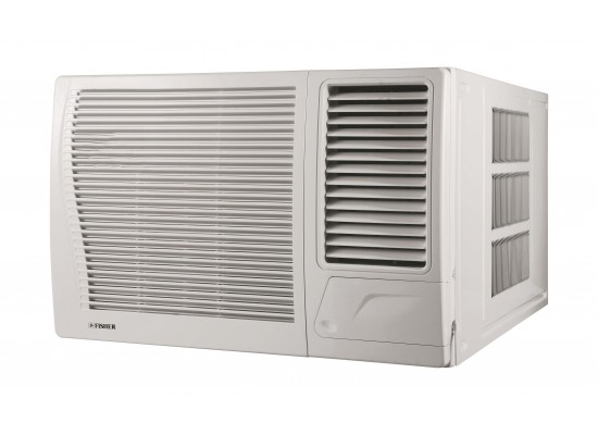 Fisher 24000 BTU Heating And Cooling Window AC - FWAC-T24HE