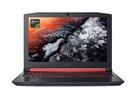 Acer Nitro 5 GeForce GTX 1060 Core i7 16GB RAM 1TB HDD + 128GB SSD 15.6 inches Gaming Laptop (AN515-52-79J4) - Black